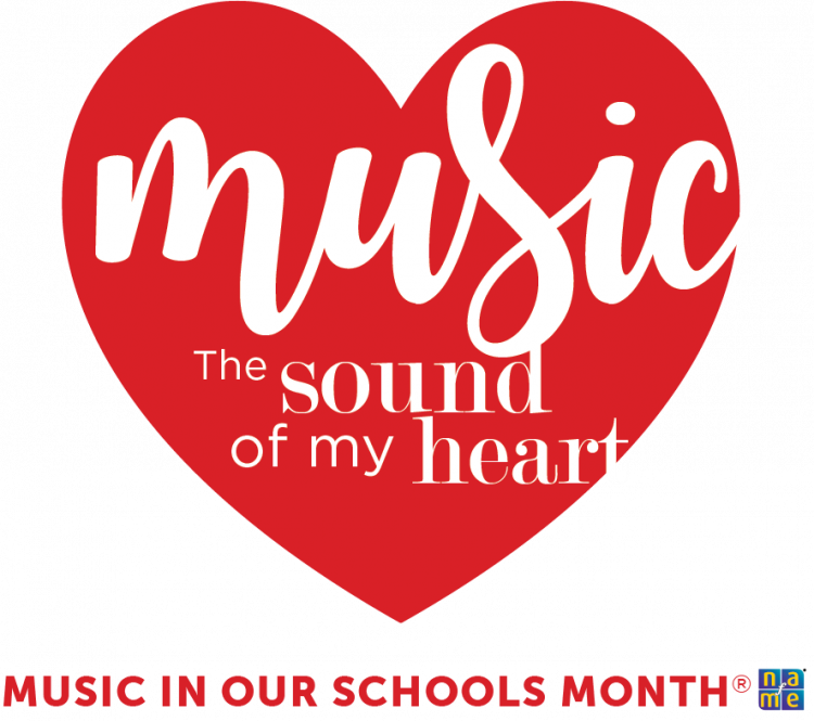 Music in Our Schools Logo