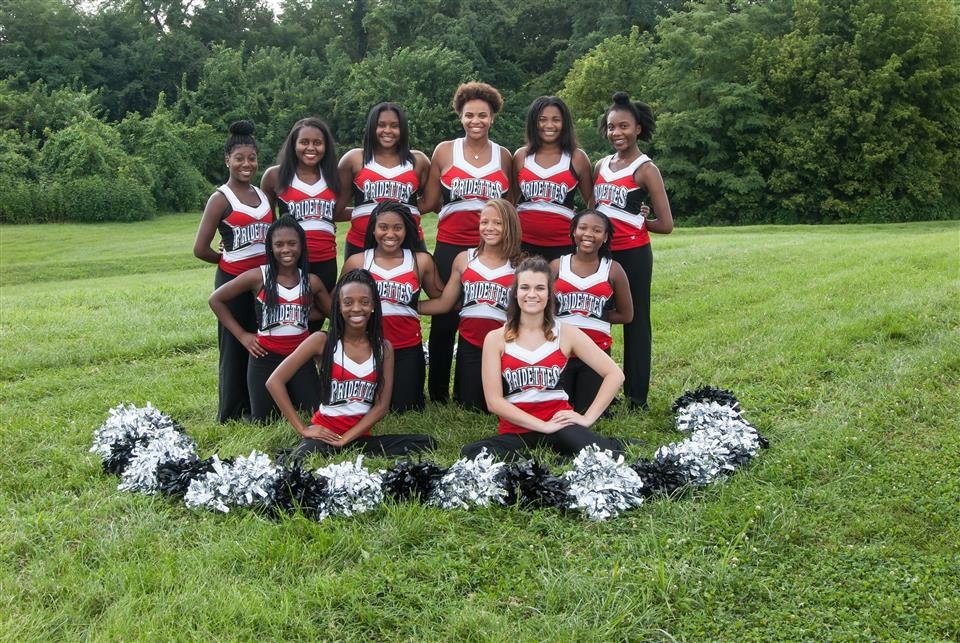 Hazelwood West Pridettes