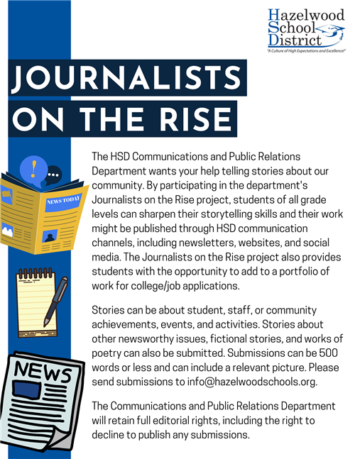 Journalists on the Rise