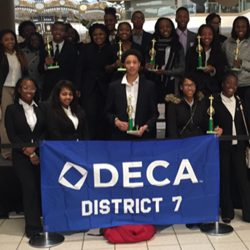 13 Hazelwood East Students Advance to State DECA Competition