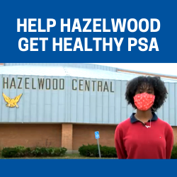Students Create Help Hazelwood Get Healthy PSA Video