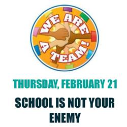 School Is Not Your Enemy at Barrington Elementary