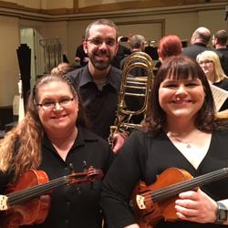 Three Hazelwood Teachers Recently Perform at Powell Hall