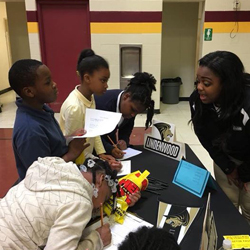 Twillman Elementary Hosts First Annual Career Fair