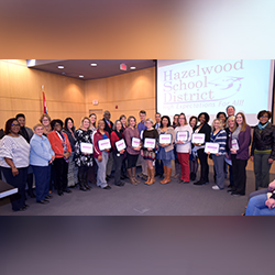 District Recognizes Emerson Excellence in Teaching Award Winners