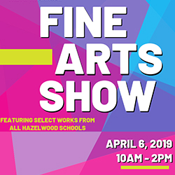 Fifth Annual Fine Arts Show Set For April 6