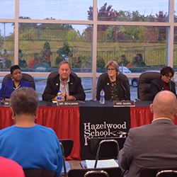 Community Forum Sparks Informative and Positive Discussion