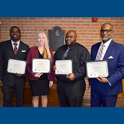 Two Hazelwood Educators, School Safety Officer, and a Parent Recognized on Justice Sunday