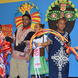 Larimore Elementary Celebrates Multicultural Day