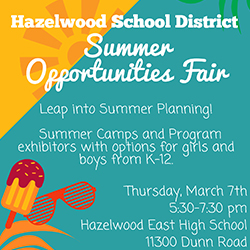 Families Invited to Summer Opportunities Fair on March 7
