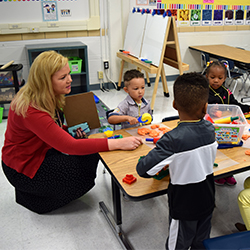 District Opens First Two Pre-K Classrooms as Part of Expanded Program