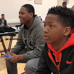 Young Men's Night Out Continues to Grow at East High School