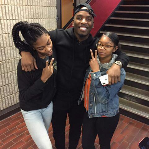 Photos Surprise Visit From Hitman Holla
