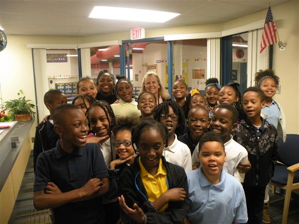 Jamestown Elementary / Homepage